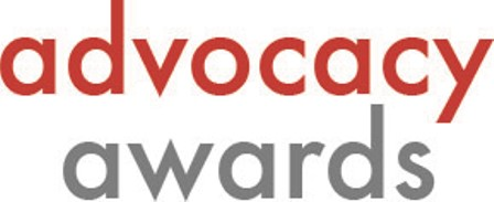 Advocacy Awards Logo