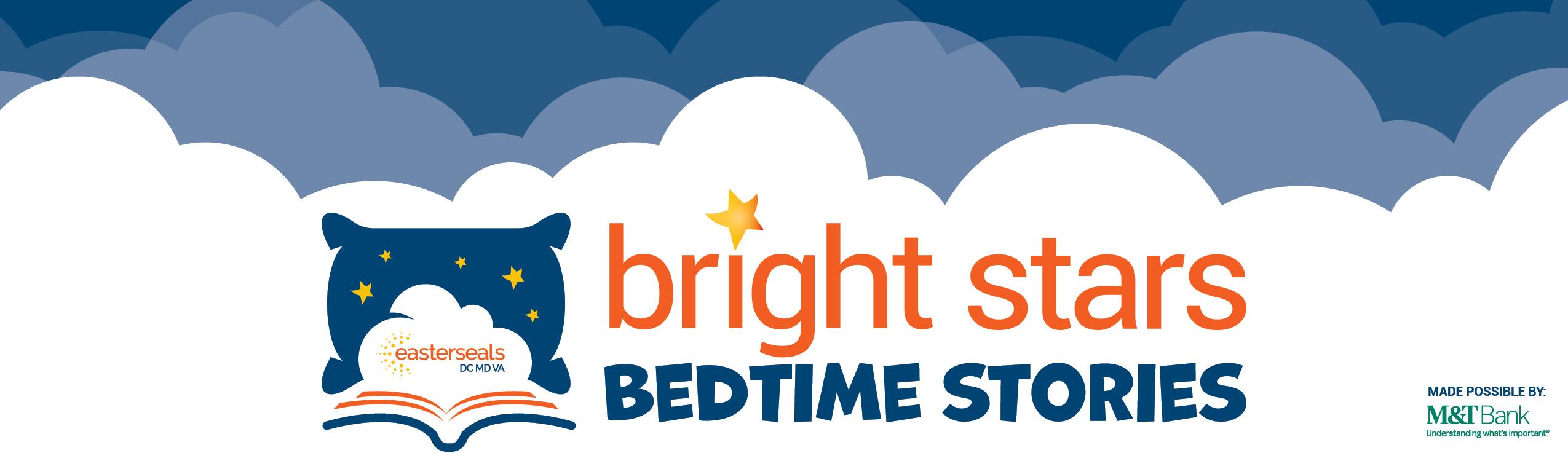 Bright Stars Bedtime Stories 2021 Banner