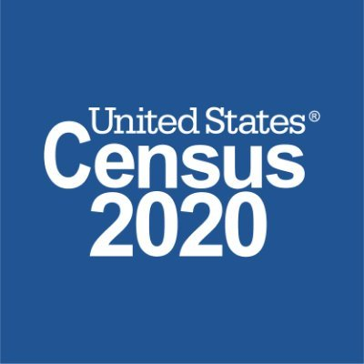 Census 2020 Homepage
