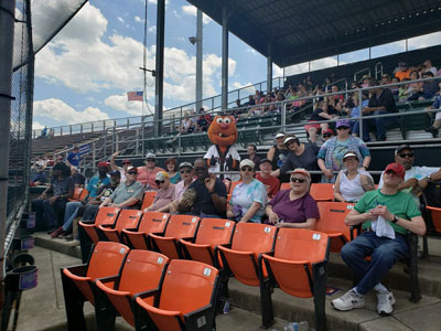 Hagerstown Suns Baseball Game - WN