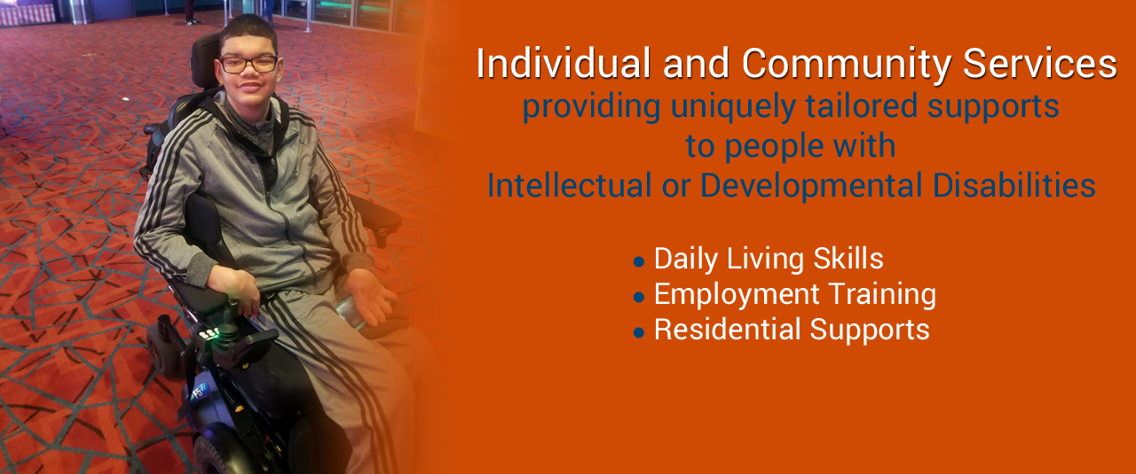 Individual and Community Services