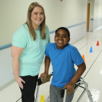 Easter Seals pediatric physical therapy outpatient