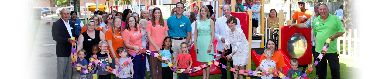 Easterseals Developmental Preschool Playground