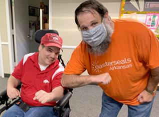 Careers at Easterseals Arkansas - Therapy Photo