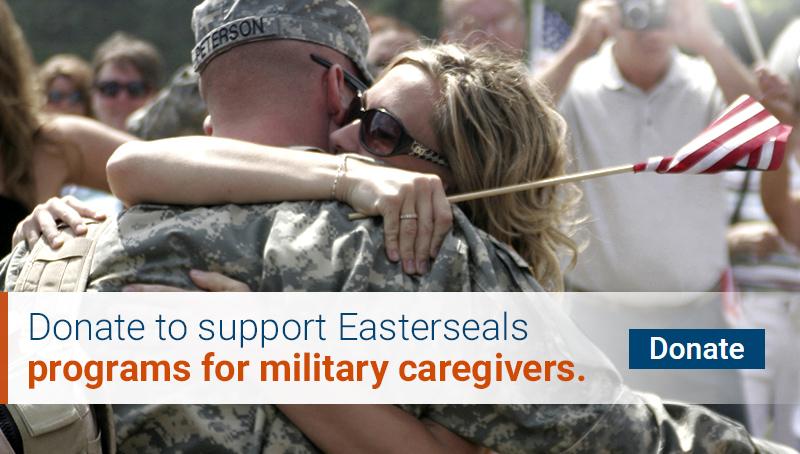 Easterseals | Military & Veteran Caregivers