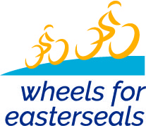 New Wheels for Easterseals Logo