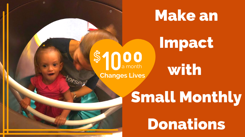Make an Impact with $10 a Month