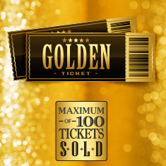 golden ticket square