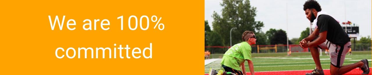 100 Percent Header