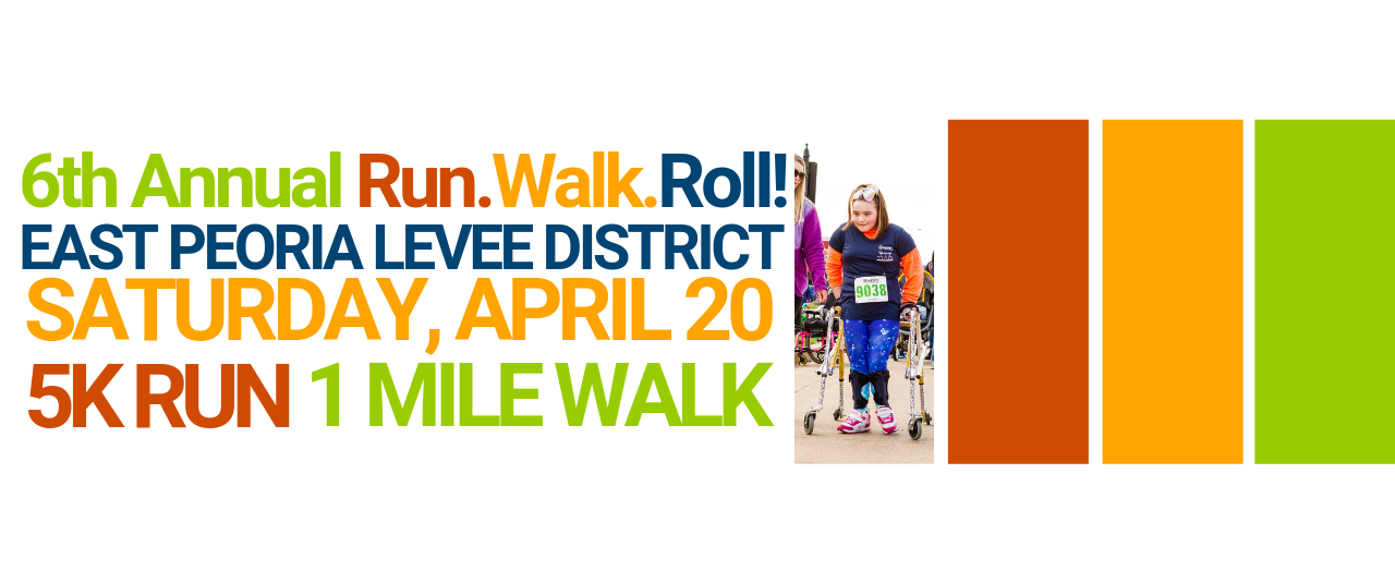 Fun, family-friendly 5K and 1 mile walk event to benefit Easterseals Central Illinois! Wheelchairs and strollers are welcomed and encouraged! Post-Race Party features games and an appearance by the Easter Bunny!