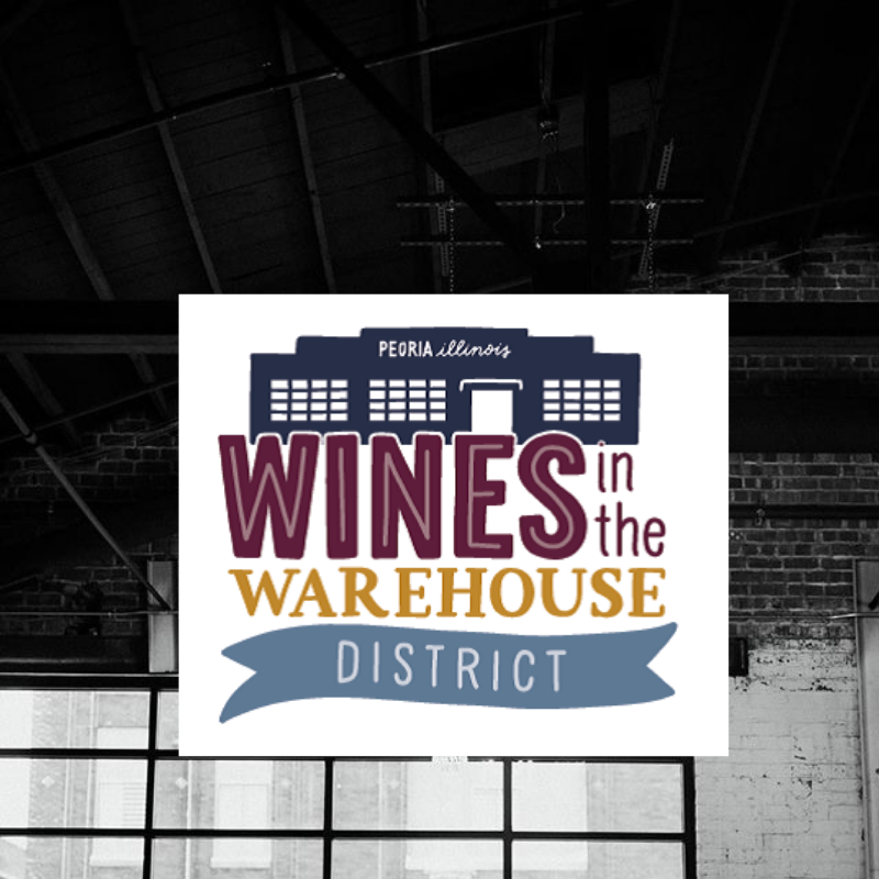 wines in warehouse
