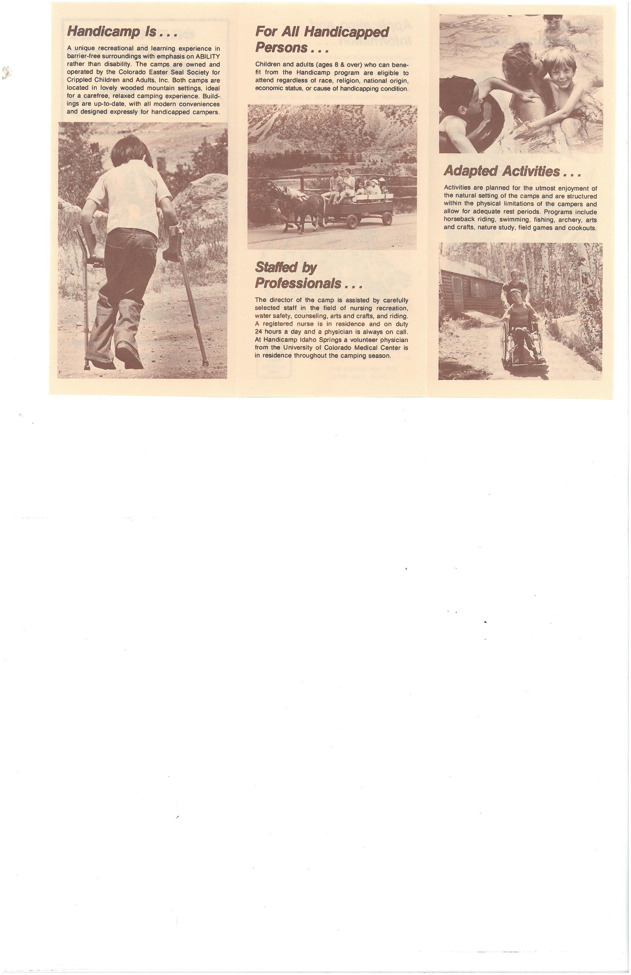 Camp Brochure 1