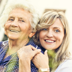 Caregiver supports ad