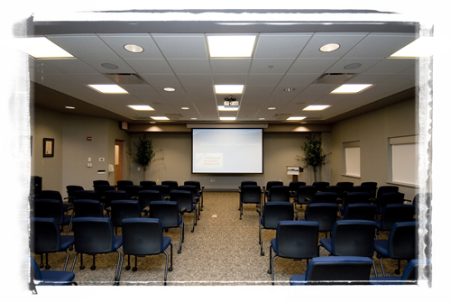 Host your next meeting at the Easter Seals Conference Center
