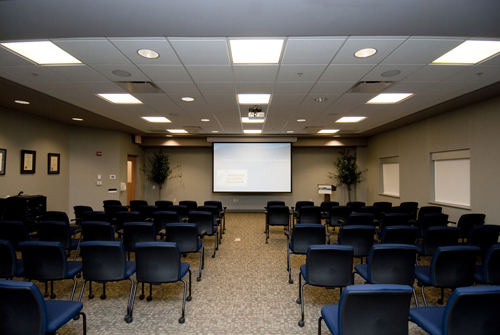 Conveniently located off I-95 in New Castle, Delaware. Easter Seals offers a beautiful new 1,200 square foot conference room that is part of the expansion of our facilities on Commons Boulevard in New Castle.