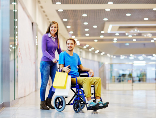 For adults with physical disabilities, the Personal Attendant Services program (PAS) allows people with disabilities to maintain independent lifestyles, to live in the community and make choices concerning their personal assistant needs.