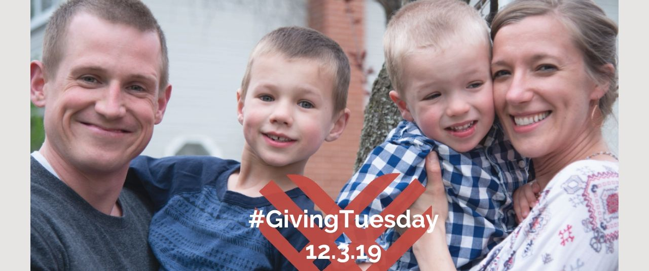 Giving Tuesday Save the Date: December 3, 2019