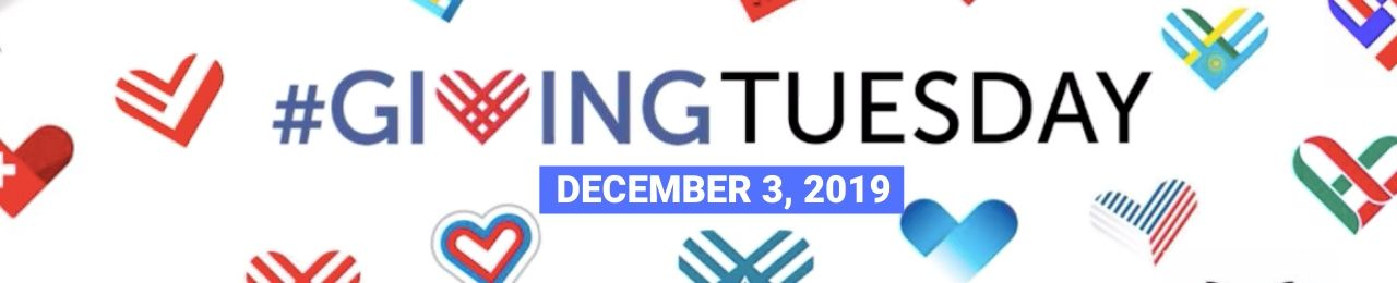 Giving Tuesday 2019 new
