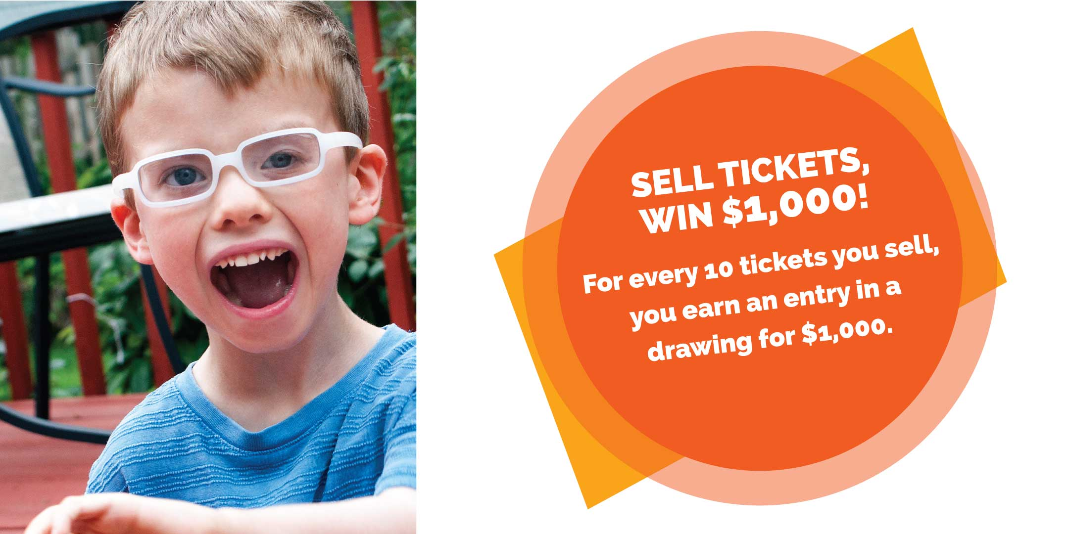 Sell Tickets and Win
