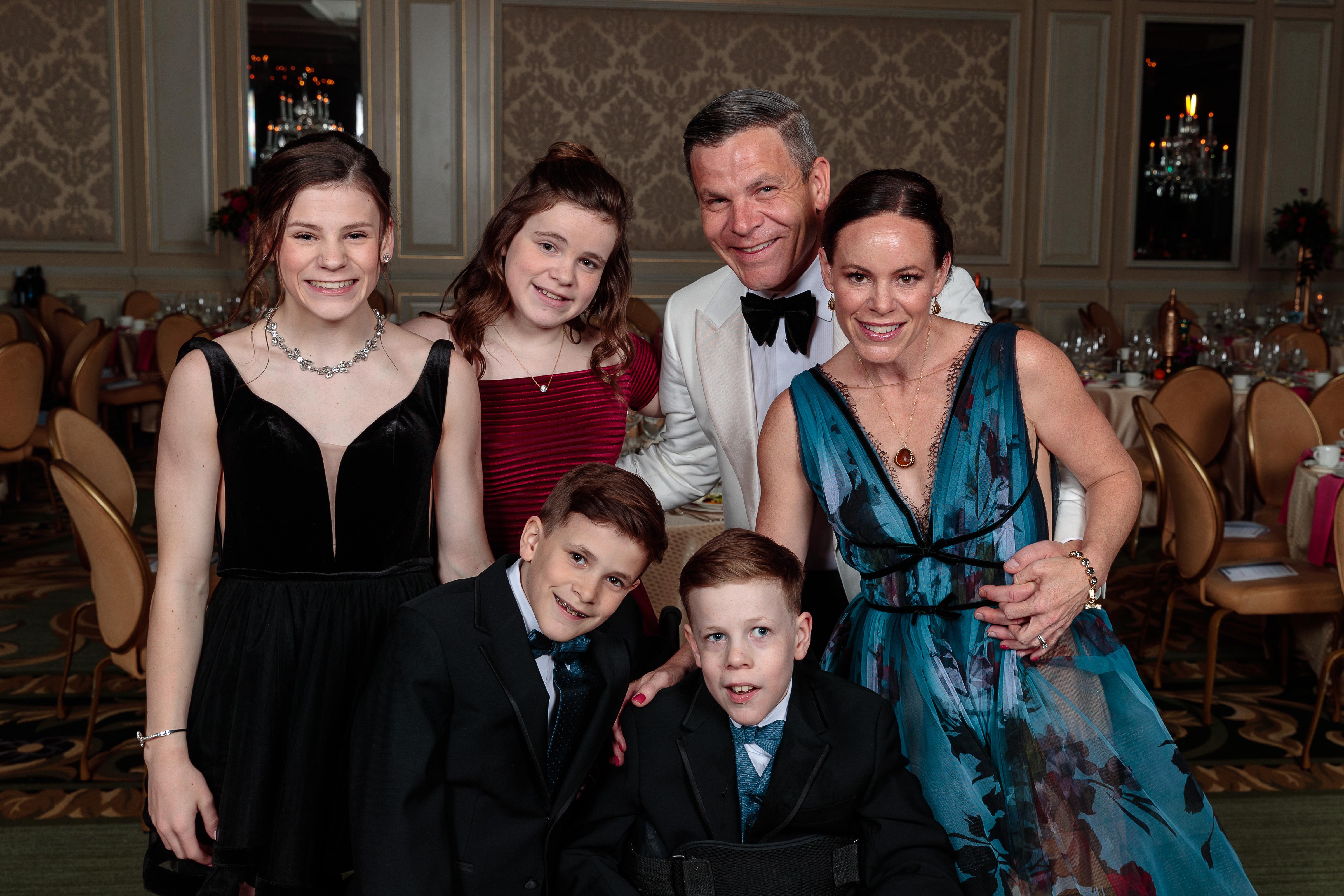The Ladgenski Family