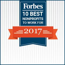 Forbes Best Nonprofit