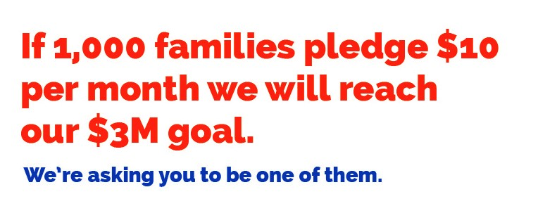 Pledge to Growing Home