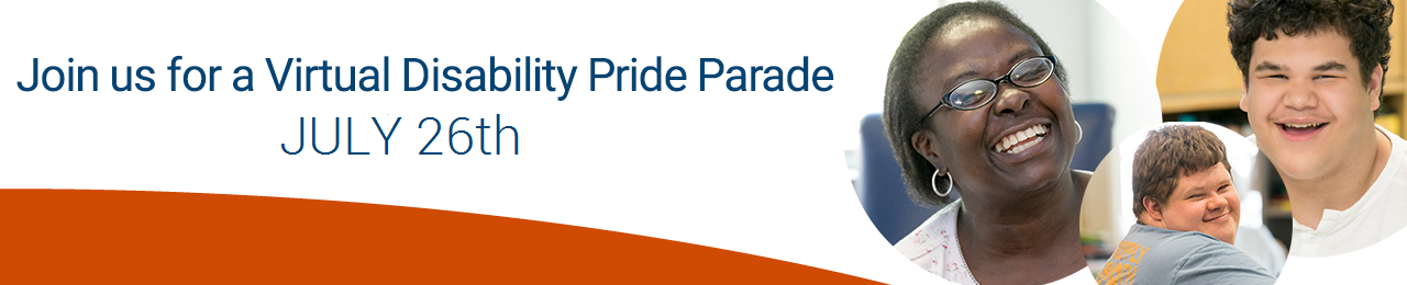 Virtual Disability Pride Banner