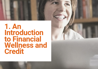 Webinar 1:  An Introduction to Financial Wellness and Credit