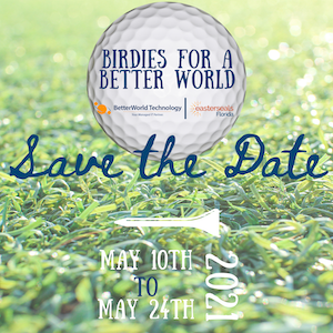 Birdies for a Better World May 2021