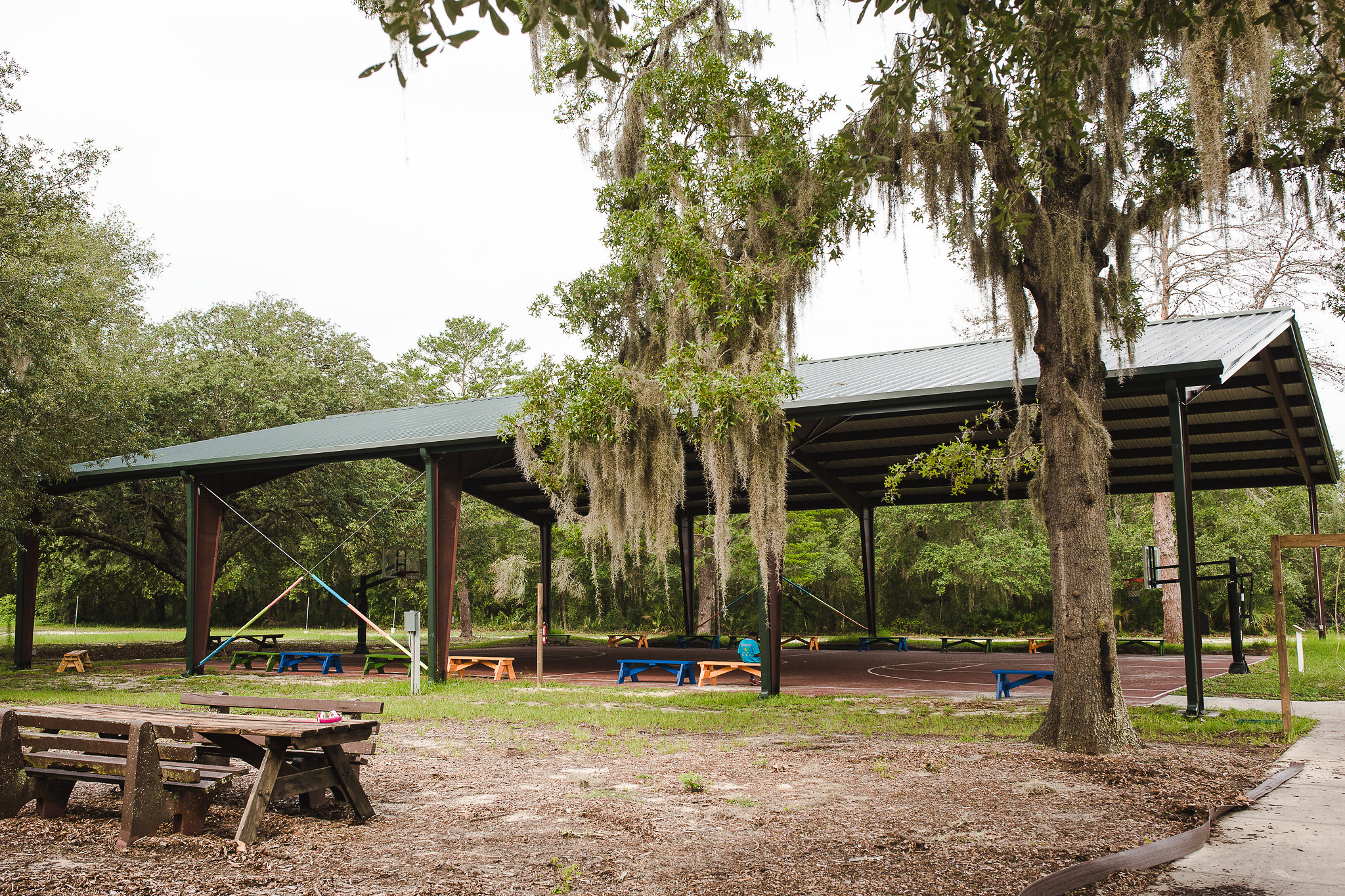 Camp Challenge, rental, easterseals, camp, venue, event space, orlando, sorrento, fl, weddings, retreats