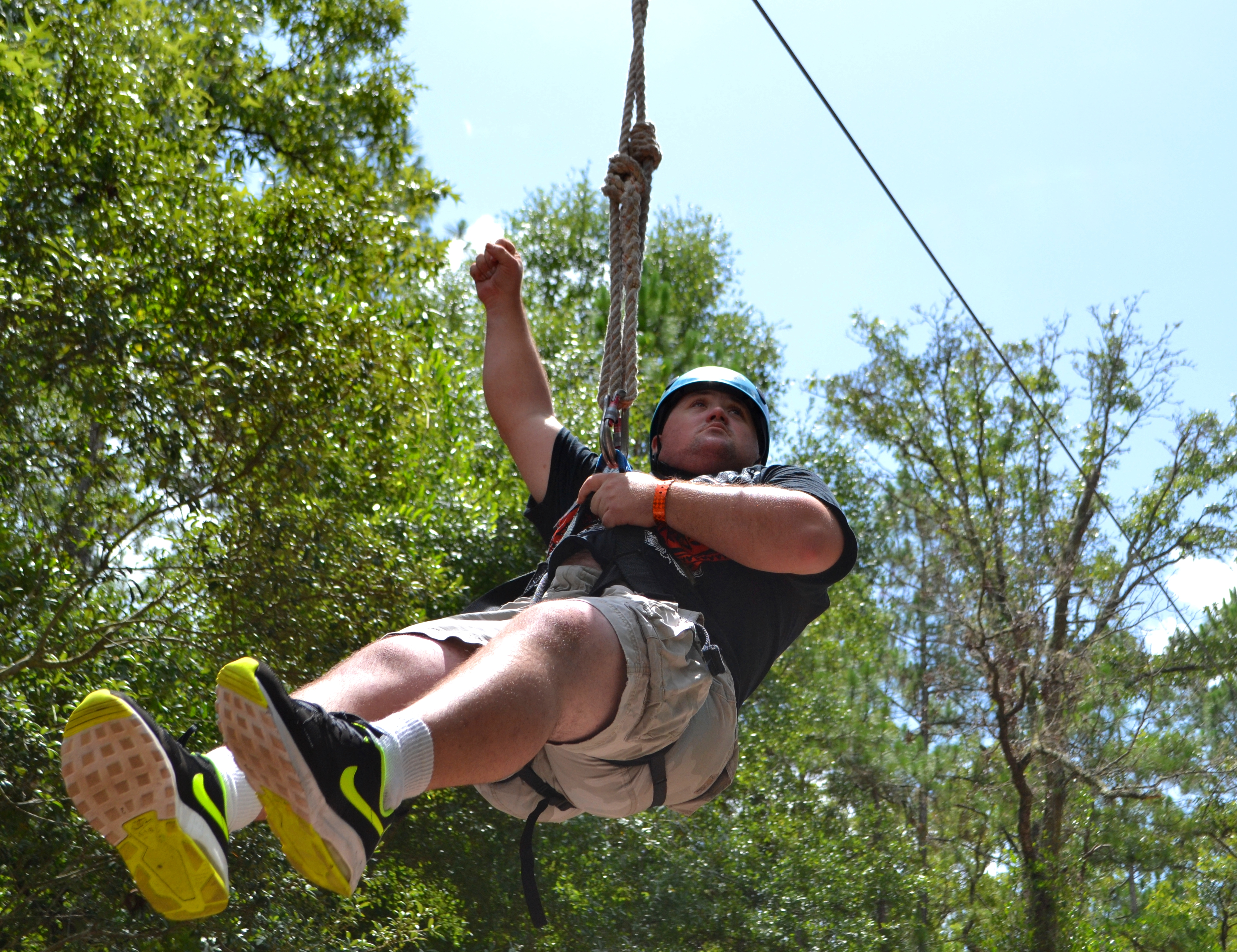 camp challenge, florida, disabilities, easterseals,