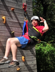 Camp Challenge Ropes Course