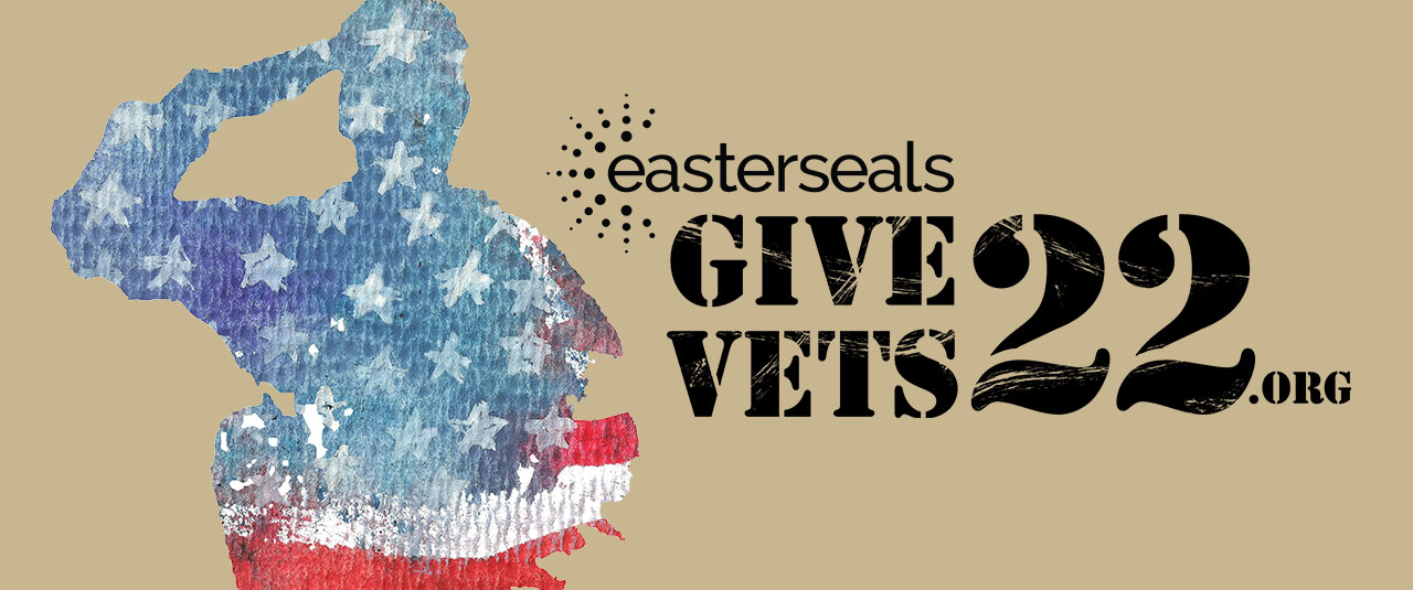 Give Vets 22 Graphic