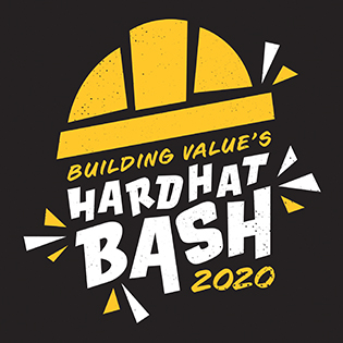 Building Value's Hard Hat Bash Logo