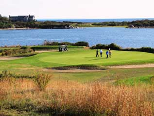 Fishers Island Golf