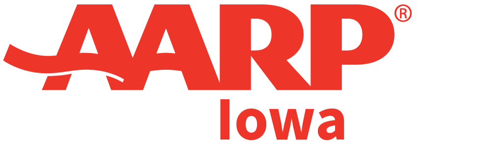 AARP Iowa Logo