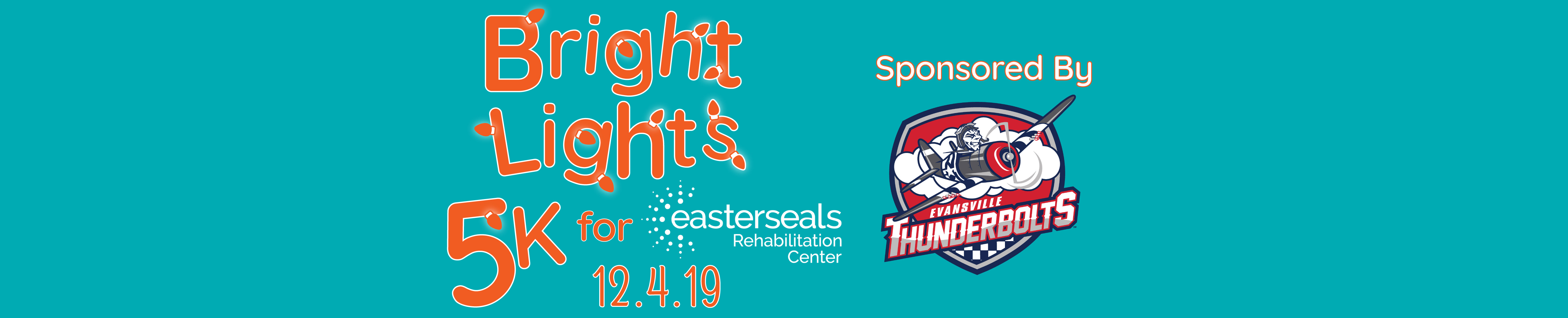 Bright Lights 5K 2019 web banner