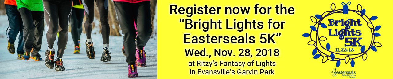 Bright Lights for Easterseals banner 2018