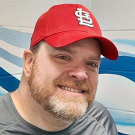 Craig Doninger closeup