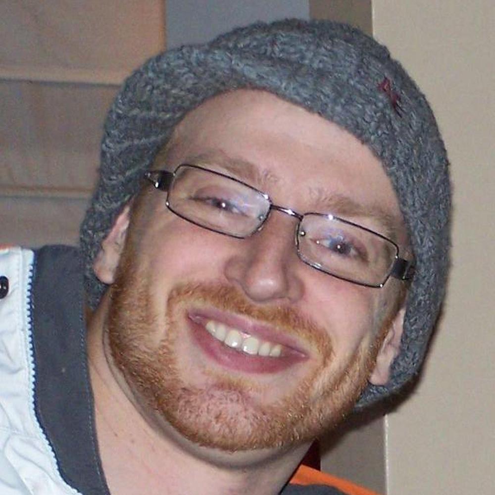 Josh Miller closeup