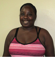 Meet Michelle, a participant of our Transitional Housing program who has gone from living in a bad situation to graduating from college!