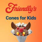 Friendly's Cones 4 Kids Ad