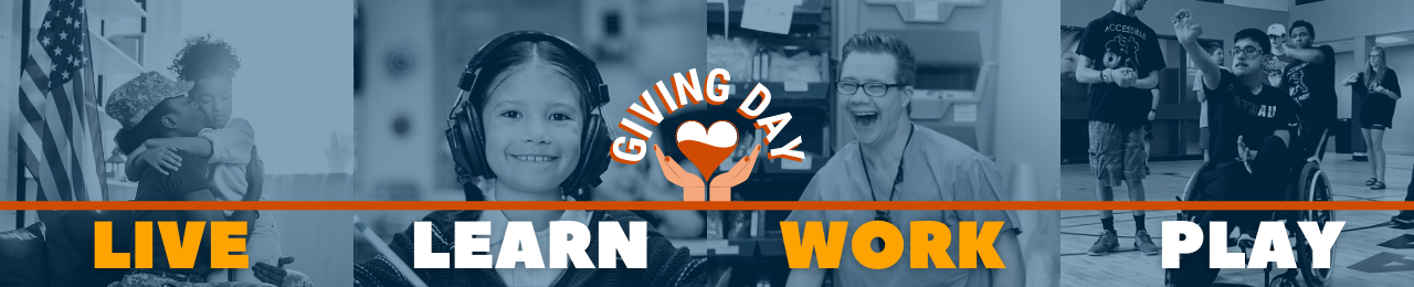 Giving Day general banner