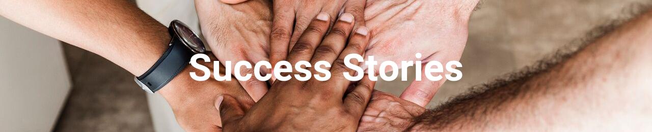 Success Stories Banner