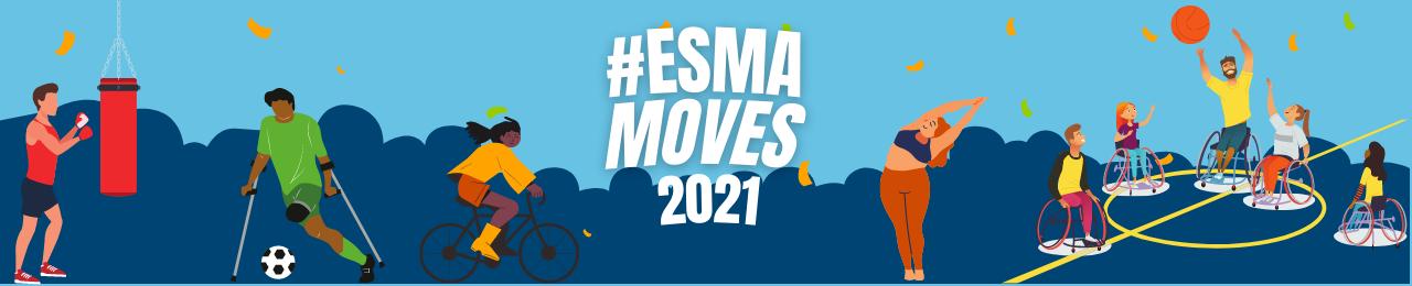 ESMAMoves Banner 2021
