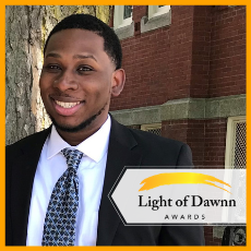 Patrick light of dawnn spotlight