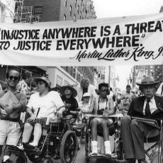 Teach disability History