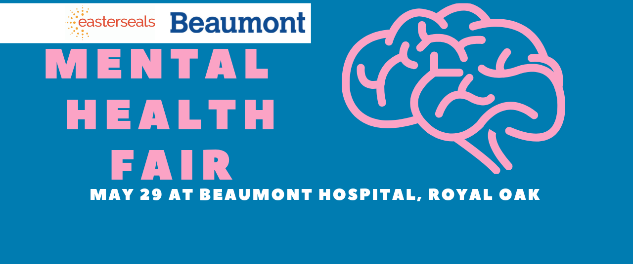 2019 Mental Health Fair rotator banner