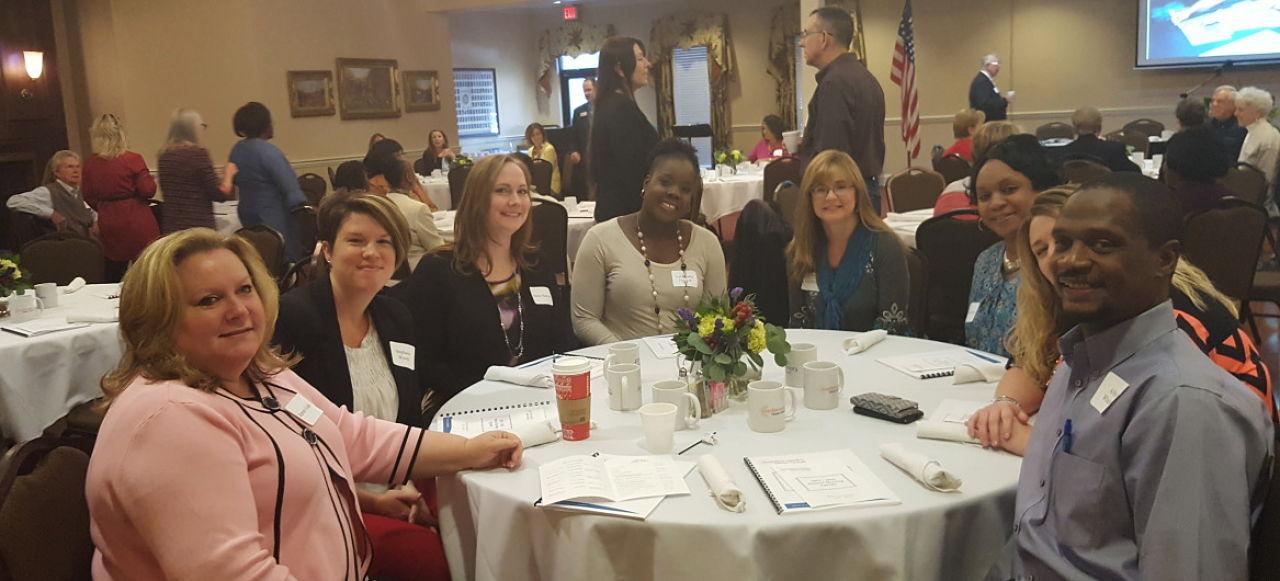 Georgia Rehabiliation Associates attending Easterseals 2016 Annual Meeting.