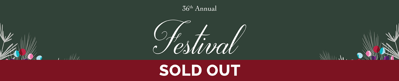 2019 Festival Sold Out